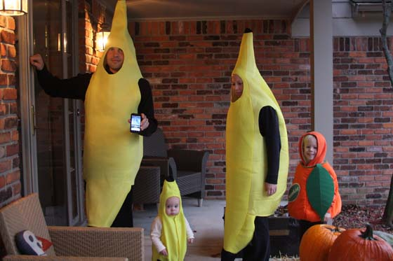 Orange ya glad I didn't say banana?