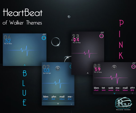 HeartBeat by Walker Themes