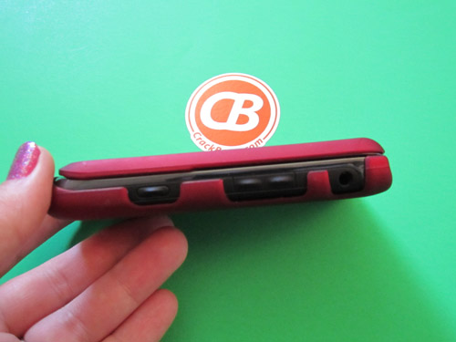 Mobi Products Hard Shell case for BlackBerry Torch
