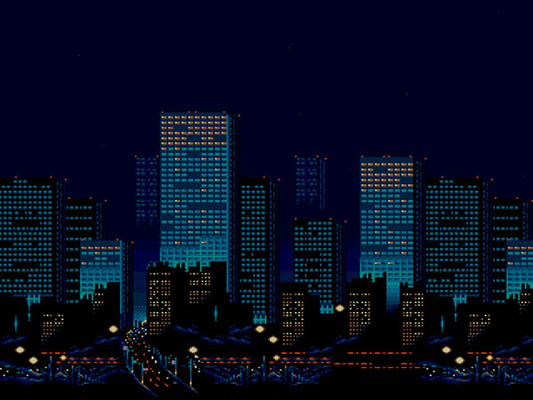 8Bit City