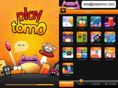 Playtomo by C4MPROD