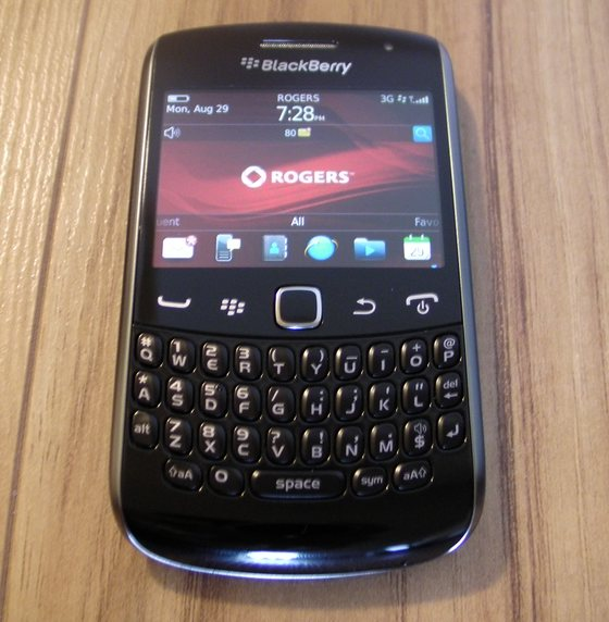 Rogers BlackBerry Curve 9360