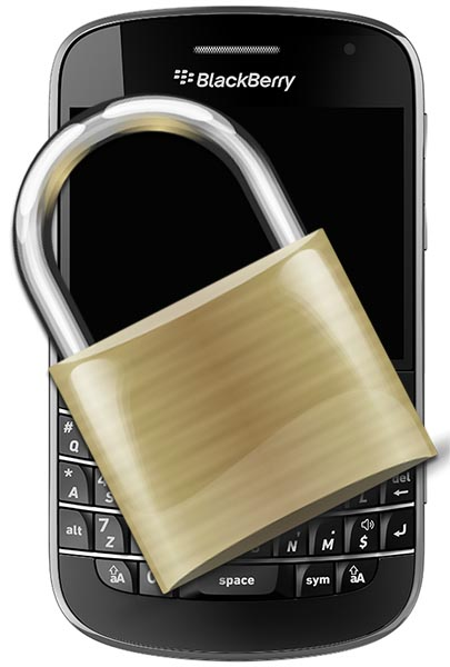 BlackBerry is secure!