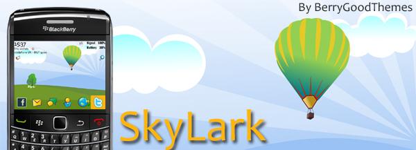 Skylark by BerryGoodThemes