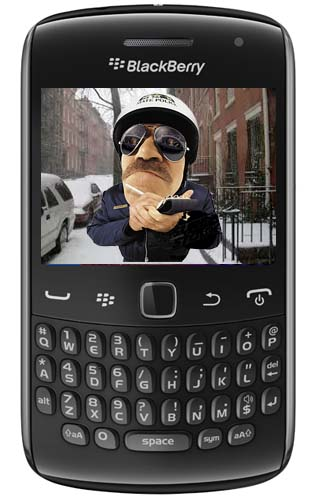 Chicago ward superintendents to use BlackBerry smartphones to issue tickets for violations