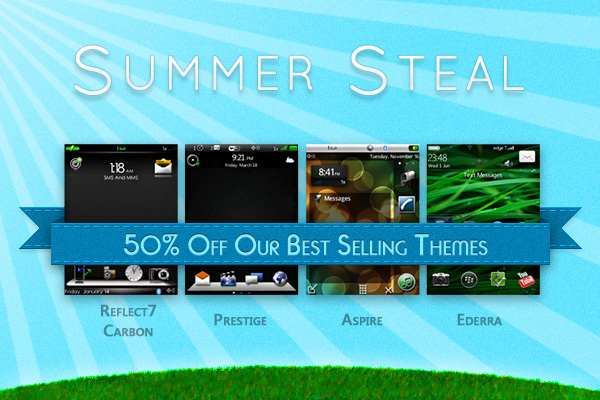 Summer Steal Sale!