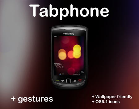 Tabphone by BBin