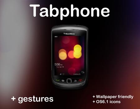 Tabphone by BBin