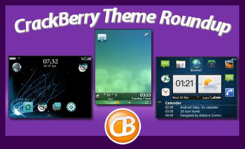 BlackBerry Theme Roundup