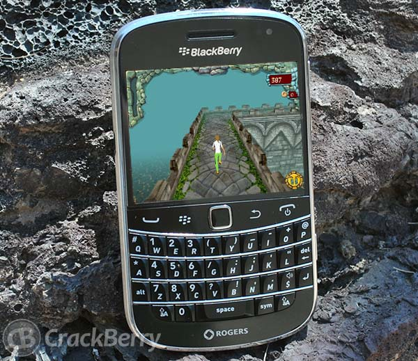 Tomb Escape for BlackBerry