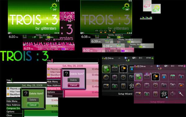 Trois by Glitterstars