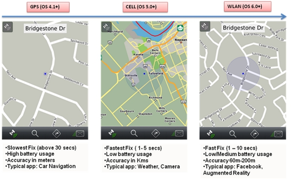 Wi-Fi geolocation services