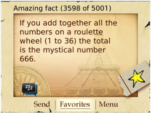 5001 Amazing Facts