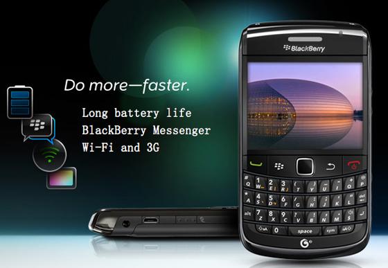BlackBerry Bold 9788