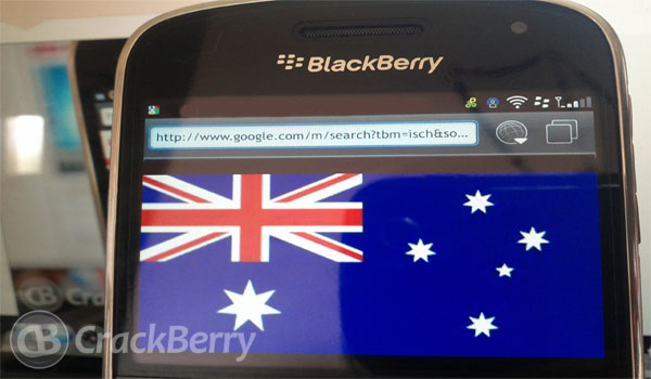 BlackBerry 7 and 7.1 OS approved for government use in Australia and New Zealand