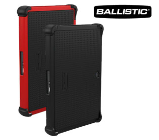Ballistic Tough Jacket case