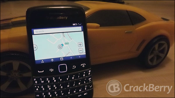 BlackBerry Navigator now supports more devices