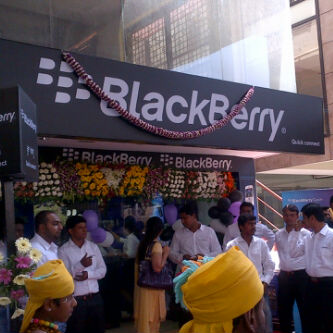 Bangalore BlackBerry Store