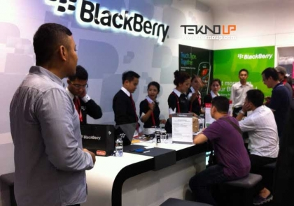 BlackBerry Store Asia