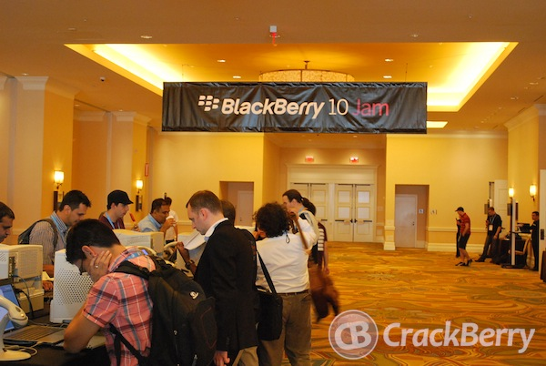 BlackBerry Jam Europe Registration now open