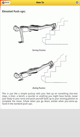 MCT Workout Diagrams