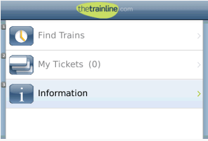 The Trainline App