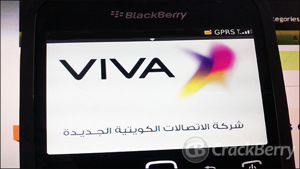 Kuwait's VIVA to offer customers exclusive BlackBerry plans