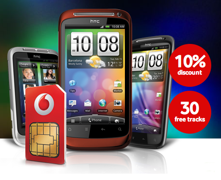 Vodafone UK students offer