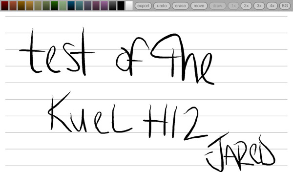 Kuel H12 Writing Sample