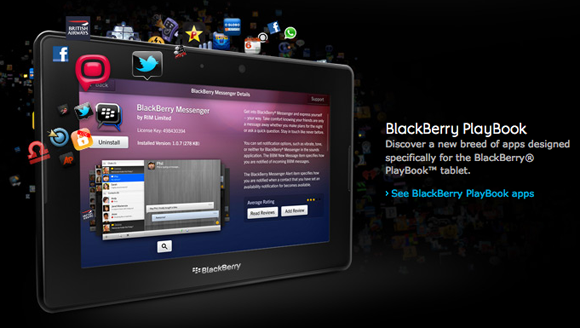 BBM PlayBook