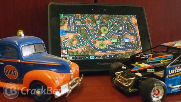 Traffic Wonder for BlackBerry PlayBook