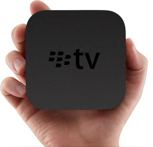 BlackBerry Media Box