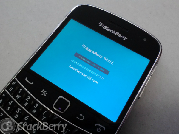 BlackBerry World App
