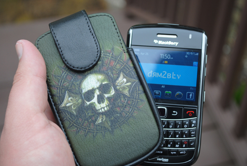 HellBent 9650 Pouch