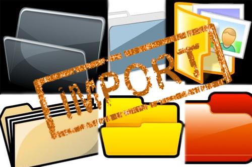 Import Picture Folders