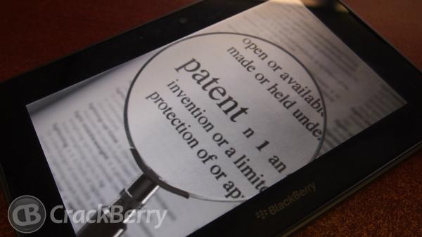 RIM patent