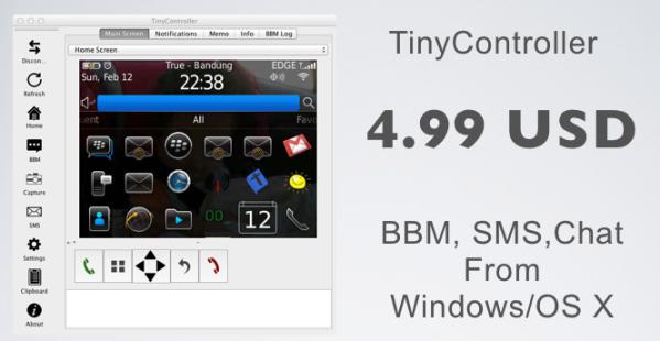 TinyController